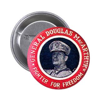 MacArthur - botón Pin