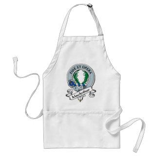 MacArthur Clan Badge Aprons