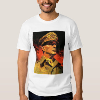 MacArthur - Duty, Honor, Country T-Shirt
