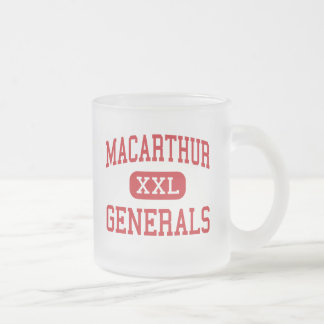 MacArthur - Generals - Middle - Berkeley Illinois Mugs