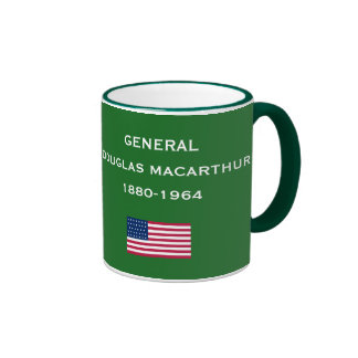 MacArthur Mug