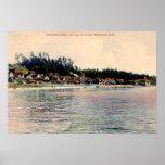 Macatawa Michigan Beach Print
