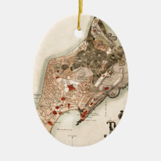 macau1889 ceramic ornament