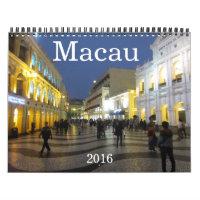 macau 2016 calendar