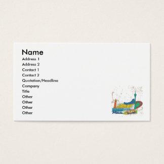 Macau Business Card