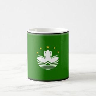 Macau (China) Flag Classic White Coffee Mug