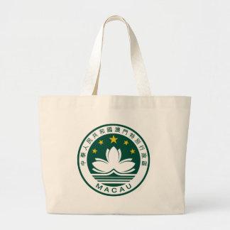 Macau (China) National Emblem Bags