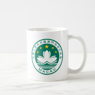Macau Coat Of Arms Coffee Mug