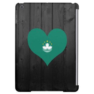 Macau flag colored iPad air case