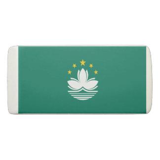 Macau Flag Eraser