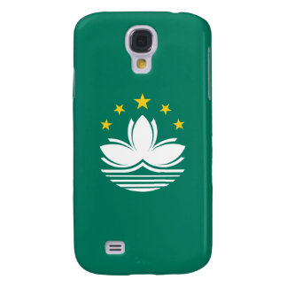 Macau Flag Samsung Galaxy S4 Case