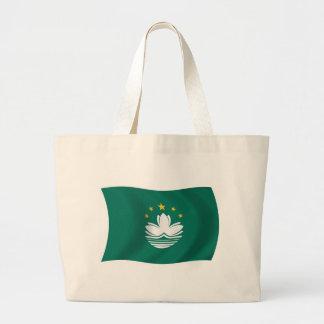 Macau Flag Tote Bag