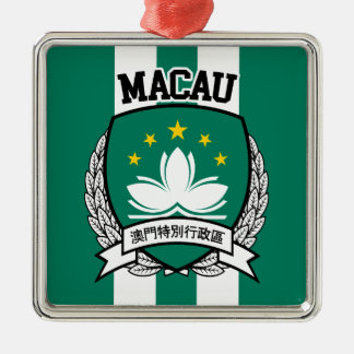 Macau Metal Ornament