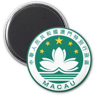 Macau Seal Magnet