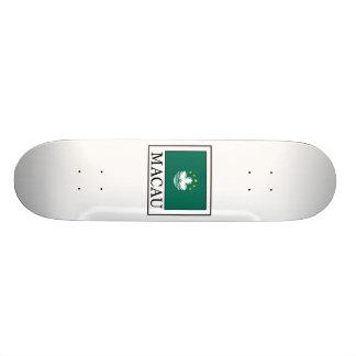Macau Skateboard