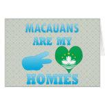 Macauanss es mi Homies Felicitacion