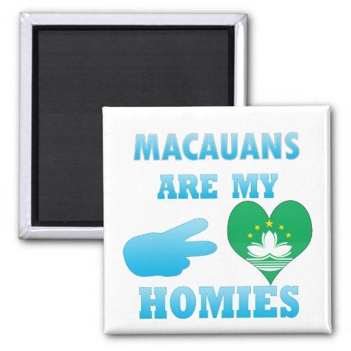 Macauanss es mi Homies Iman De Nevera