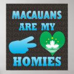 Macauanss es mi Homies Impresiones