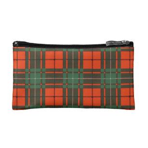 Macaulay clan Plaid Scottish tartan Cosmetic Bag