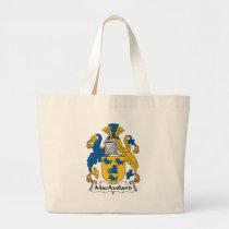 MacAusland Family Crest Bag