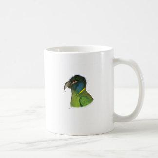 macaw agarrado amarillo, fernandes tony taza de café