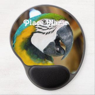Macaw Alfombrilla Con Gel