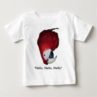 Macaw Antics Infant T-shirt