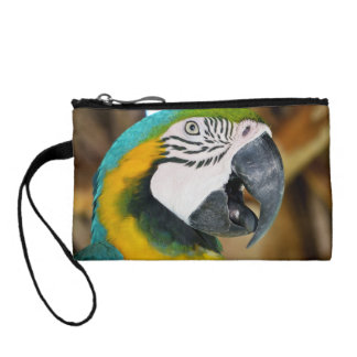 Macaw Coin Purses
