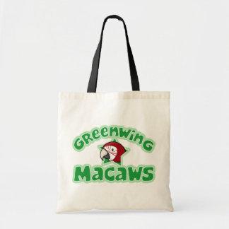 Macaw de Kawaii Greenwing
