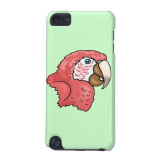 Macaw del escarlata