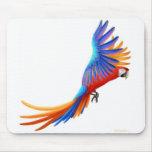 Macaw híbrido Mousepad de Camelot Tapete De Raton