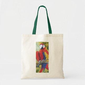 Macaw II Tote Bag