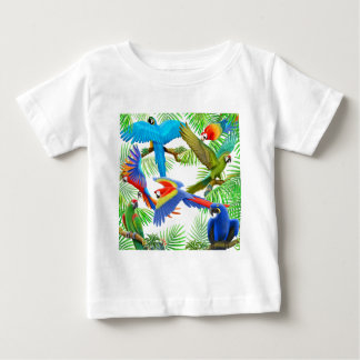 Macaw Jungle Infant T-Shirt