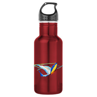 Macaw Kite Stainless Steel Water Bottle