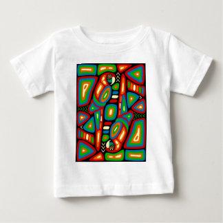 Macaw Mola Baby T-Shirt