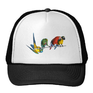 Macaw Parrot Trucker Hat