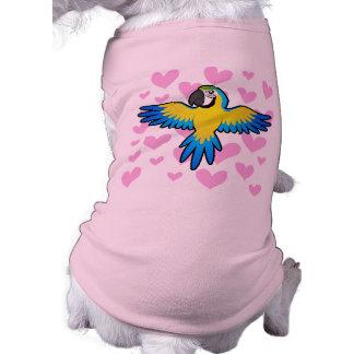 Macaw / Parrot Love T-Shirt