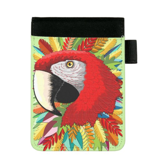 Hahn/'s Macaw Parrot Exotic Bird Decal Bumper Sticker Red Shouldered