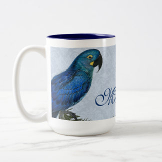 Macaw Parrot Personalized Mug