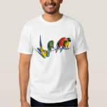 Macaw Parrot Shirts