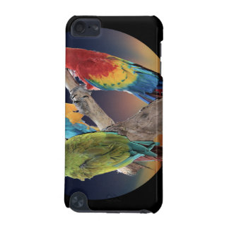 Macaw Parrots iPod Touch 5G Cases