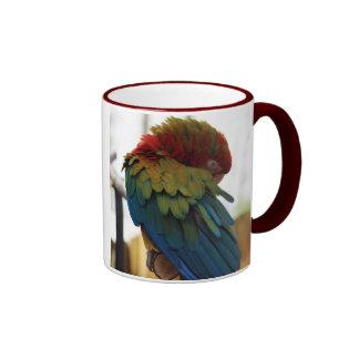 Macaw Ringer Coffee Mug