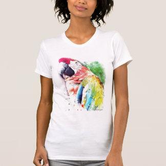 Macaw-Tee Tshirts