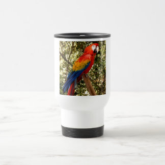 Macaw Travel Mug