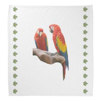 Macaws Bandana