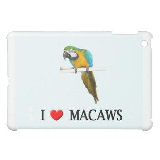 Macaws del corazón I
