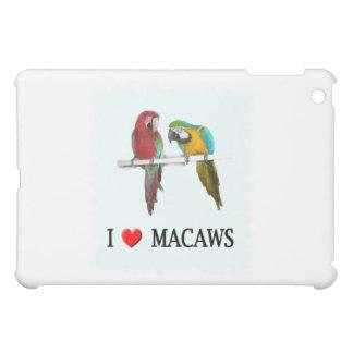 Macaws del corazón I también