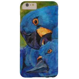 Macaws del jacinto funda para iPhone 6 plus barely there