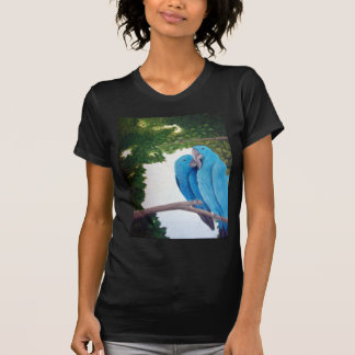 Macaws in Love T-shirts