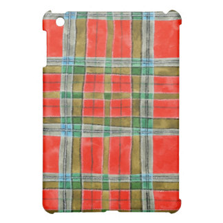 MacBain Tartan iPad Mini Cover